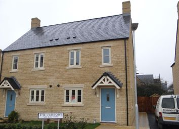 Thumbnail 3 bed semi-detached house for sale in Springvale, Bourton-On-The-Water, Cheltenham