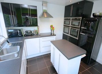 Thumbnail 4 bed semi-detached house to rent in Oundle Road, Woodston, Peterborough