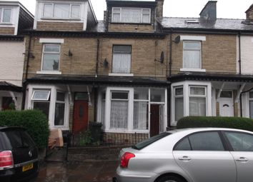 Thumbnail 4 bedroom terraced house for sale in Beaumont Road, Bradford
