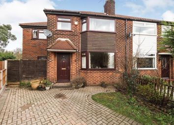 Thumbnail 5 bed semi-detached house for sale in Moresby Drive, Didsbury, Manchester, Greater Manchester