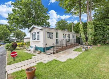 Thumbnail 1 bed mobile/park home for sale in Primrose Acre, Deanland Wood Park, Golden Cross, Hailsham