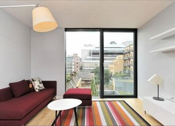 Thumbnail 1 bed flat to rent in Holland Street, London
