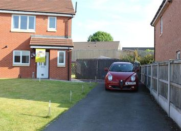 Thumbnail 3 bed semi-detached house for sale in Eilbeck Close, Carlisle, Cumbria