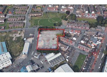 Thumbnail Land for sale in Land At, Alfred Road, Wallasey, Wirral, England