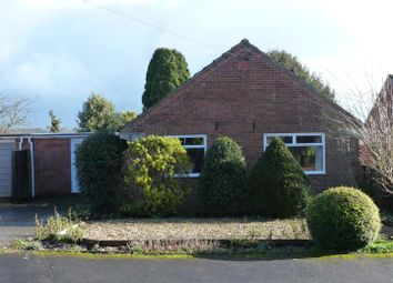 Thumbnail 3 bed detached bungalow for sale in Maple Drive, Firsdown, Salisbury