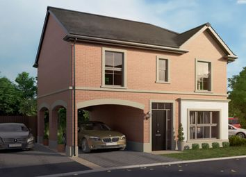 Thumbnail 3 bedroom detached house for sale in Postmaster's Walk, Ravernet Road, Lisburn