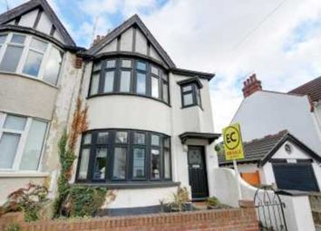 Thumbnail 4 bed end terrace house for sale in Highcliff Drive, Leigh-On-Sea