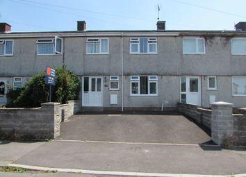 3 bed terraced house for sale in Caeau Duon, Pencoed, Bridgend. CF35