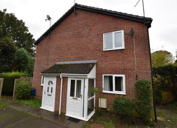Thumbnail 1 bedroom terraced house to rent in Stable Close, Burghfield Common, Reading