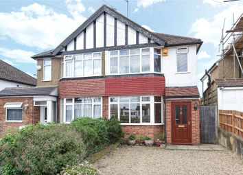 Thumbnail 2 bed semi-detached house for sale in Eastfield Avenue, Watford, Hertfordshire