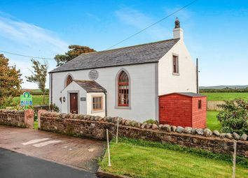 Thumbnail 3 bed detached house for sale in Mawbray, Maryport