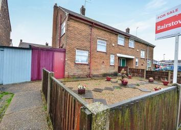 Thumbnail 3 bed semi-detached house for sale in Bailey Crescent, Mansfield, Nottinhamshire