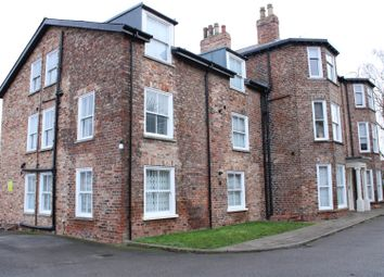 Thumbnail 1 bed flat to rent in Fulford Road, York