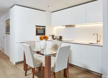 Thumbnail 1 bed flat to rent in South Bank Tower, Stamford Street, London