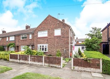Thumbnail 3 bed end terrace house for sale in Johnson Road, Prenton