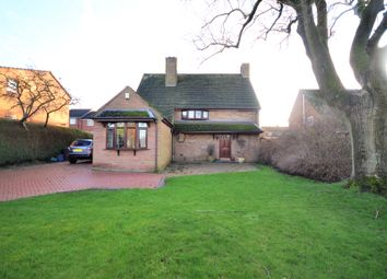 Thumbnail 5 bed detached house for sale in Keele Road, Newcastle-Under-Lyme