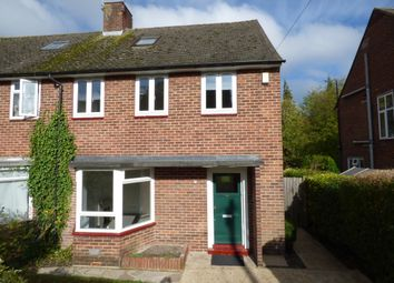 Thumbnail 7 bed semi-detached house for sale in West End Close, Winchester