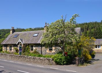 Thumbnail 4 bed detached house for sale in The Old School House, Yarrowford, Selkirk