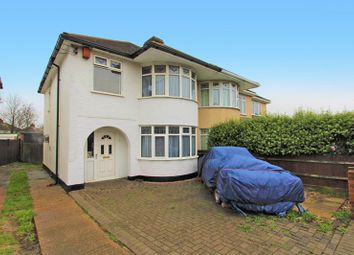 Thumbnail 3 bed semi-detached house for sale in Broad Parade, Hockley