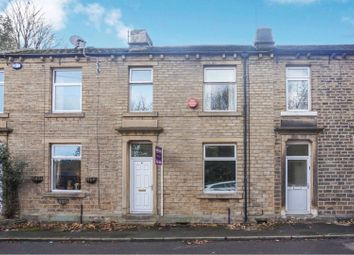 Thumbnail 2 bed terraced house for sale in Bankwell Road, Milnsbridge Huddersfield