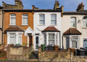 Thumbnail 3 bed terraced house for sale in Colville Road, Walthamstow, London