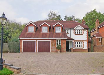 Thumbnail 5 bed detached house for sale in The Badgers, Barnt Green