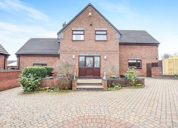 Thumbnail 5 bed detached house for sale in Monument Lane, Codnor Park, Nottingham