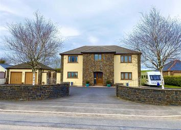 Thumbnail 4 bed detached house for sale in Bancffosfelen, Llanelli