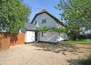 Thumbnail 3 bed cottage for sale in Clyst Road, Topsham, Exeter