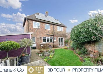 Thumbnail 3 bed detached house for sale in Harebeating Crescent, Hailsham
