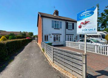 2 bed semi-detached house for sale in Locks Road, Locks Heath, Southampton SO31
