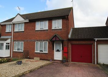 Thumbnail Semi-detached house for sale in Olive Grove, Swindon