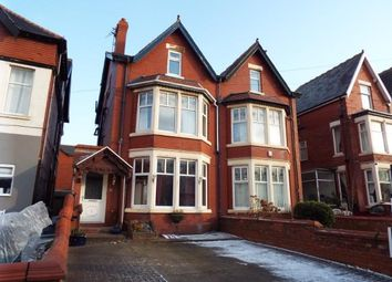 Thumbnail 8 bed semi-detached house for sale in Derbe Road, Lytham St. Annes, Lancashire