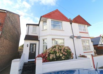 Thumbnail 3 bed semi-detached house for sale in Annington Road, Eastbourne, East Sussex
