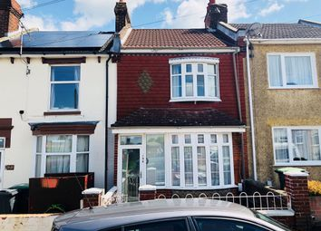 Thumbnail 2 Bed Terraced House For Sale In Parham Road Gosport