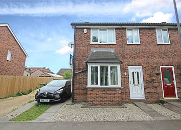 3 bed town house for sale in Faith Street, South Kirkby, Pontefract, West Yorkshire WF9