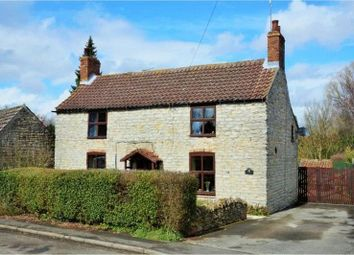 Thumbnail 4 bed detached house for sale in School Lane, Snitterby, Gainsborough