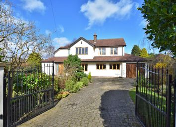 Thumbnail 4 bed detached house for sale in Broadway, Bramhall, Stockport