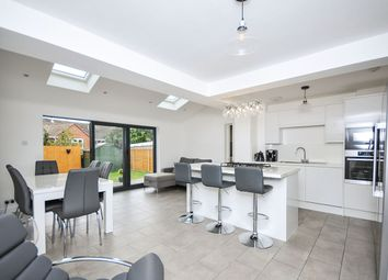 Thumbnail 3 bed semi-detached house for sale in Cranleigh Drive, Swanley, Kent