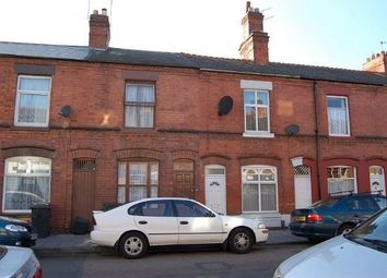 Thumbnail 3 bed terraced house for sale in Rolleston Street, Off Green Lane Road, Leicester