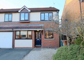 Thumbnail 3 bed semi-detached house for sale in Glamis Drive, Stone