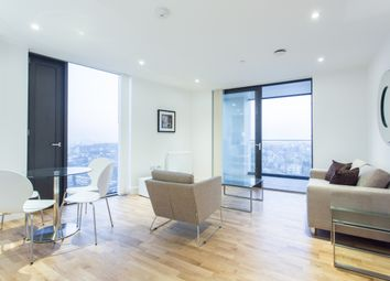 Thumbnail 1 bed flat to rent in River Mill One, Portrait, Lewisham