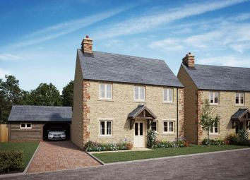 Thumbnail 3 bed detached house for sale in Bluebell Gardens, North Leigh