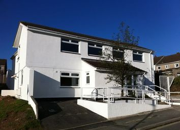 Thumbnail 2 bed flat to rent in 2 Bampfylde Way, Plymouth