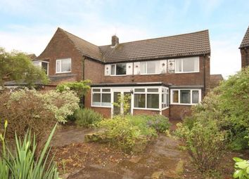 Thumbnail 3 bedroom semi-detached house for sale in Rosamond Avenue, Sheffield, South Yorkshire
