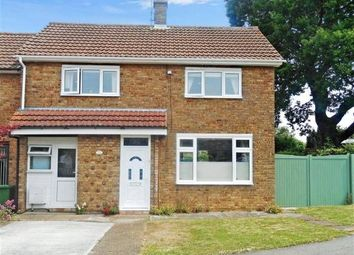 Thumbnail 3 bed end terrace house to rent in Mapleford Sweep, Basildon, Essex