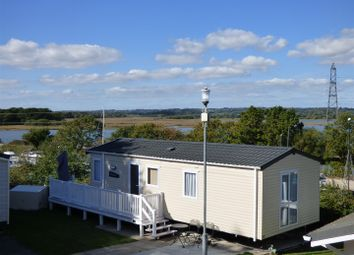 Thumbnail 2 bed mobile/park home for sale in Rockley Vale Rockley Park, Napier Road, Poole