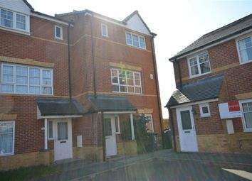 Thumbnail 3 bed town house for sale in Abbottsfield Court, Cheetham Hill, Manchester, Greater Manchester
