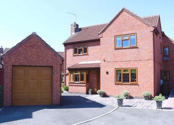 4 bed detached house for sale in Faraday Avenue, Stretton, Burton-On-Trent DE13