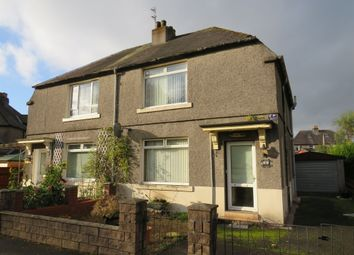 Thumbnail 2 bed semi-detached house for sale in Riverside Drive, Stirling